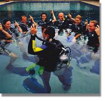 Open Water Scuba Class