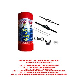 Trident Save A Dive Kit