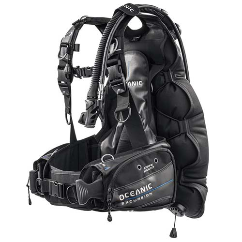 Oceanic excursion bcd back inflate bcds scuba - Oceanic dive equipment ...
