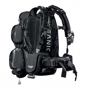 Oceanic JetPack Travel BCD