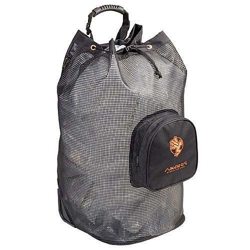 Akona mesh roller akb811 mesh boat dive bags scuba for Dive gear bag