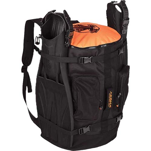 Akona globetrotter akb380 carry on dive bags scuba for Dive gear bag