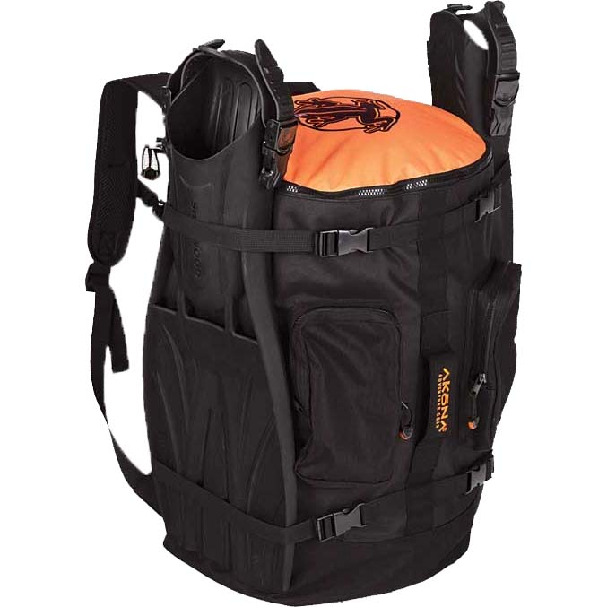 Akona Globetrotter Akb380 Carry On Dive Bags Scuba