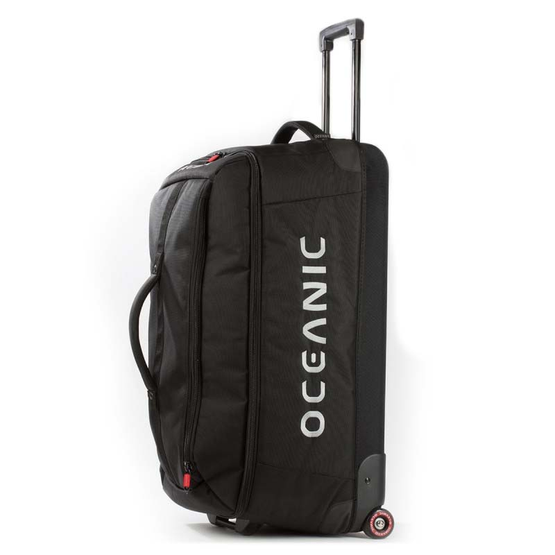Oceanic roller duffel travel bag check luggage dive bags for Dive gear bag