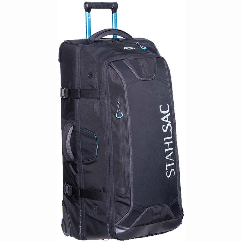 Stahlsac steel 34 39 dive gear bag check luggage dive bags for Dive gear bag