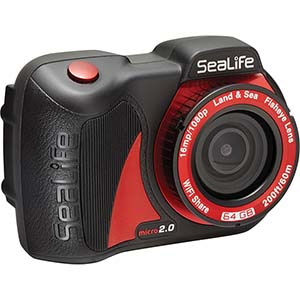 Sealife Micro 2.0 64GB Underwater Camera