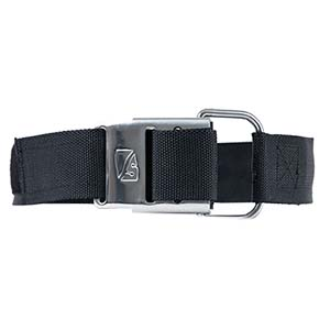 Dive Rite Cam Strap w/ SS Roller Buckle