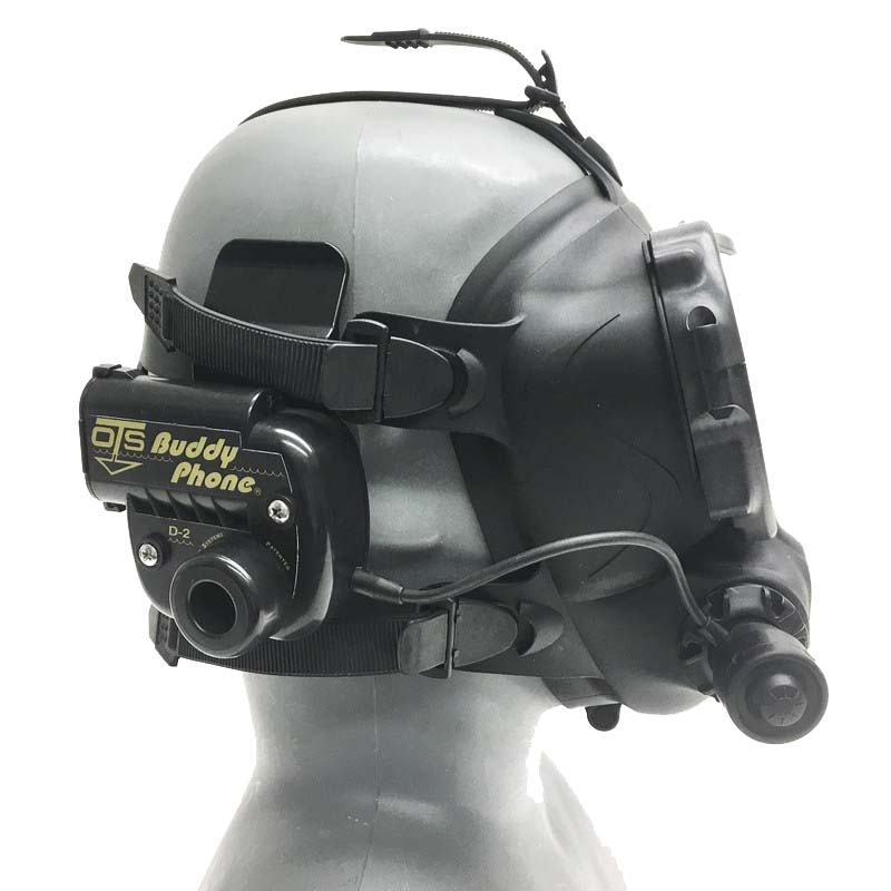 Ots Spectrum Mask Communications Package Dive Masks