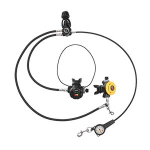 Dive Rite FT Advanced Open Water Regulator Package
