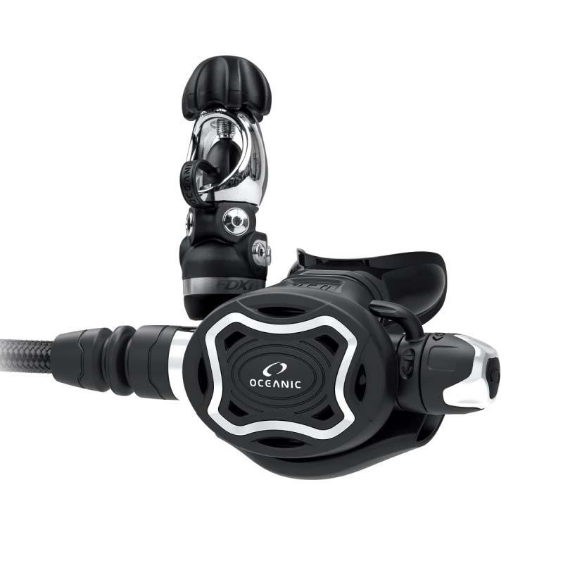 Oceanic zeo regulator regulators scuba equipment dive - Oceanic dive equipment ...