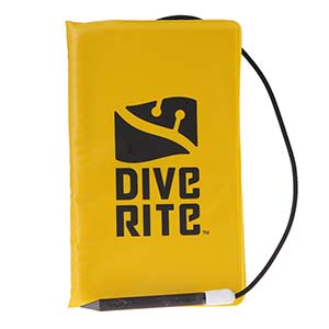 Dive wRites Notebook w/ Pencil