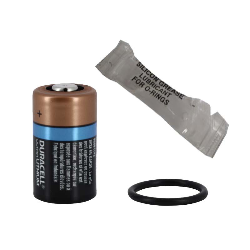 Aeris Elite Elite T3 Receiver /& Transmitter Complete Battery Kit