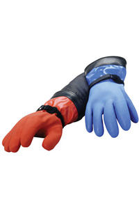 DUI Zip Gloves