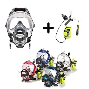 Ocean Reef Space GDivers Plus GSM Kit