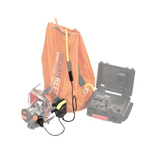 Ocean Reef Alpha Pro X-Divers Underwater Unit Only