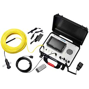 OCEAN REEF Gamma 105 Integrated Audio Video Underwater Communications System