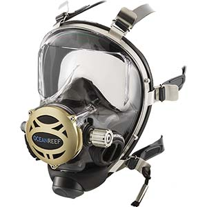 OCEAN REEF Neptune Space Predator Full Face Mask