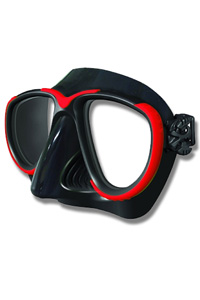 Hog Tech Dive Mask