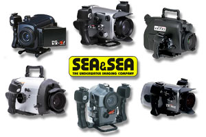 Sea & Sea Underwater Video Housings