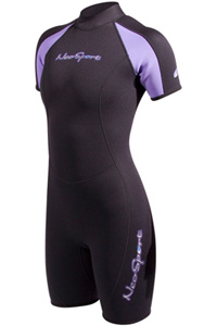 Neosport Wetsuit 3mm Womens Shorty