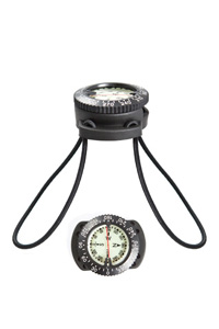 HighLand Bungee Mounted Compass
