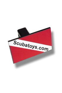 Scubatoys Logo Trailer Hitch Cover