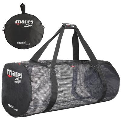 Mares cruise mesh dive duffle bag mesh boat dive bags scuba equipment dive gear best prices - Mares dive bag ...