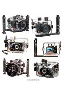 Ikelite Underwater Camera Housing