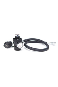 XS Scuba Complete Argon Regulator by Highland
