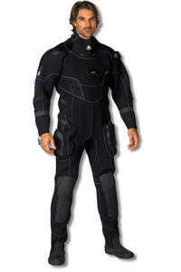 Waterproof D10 Neoprene Dry Suit