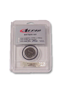 Aeris Epic Transmitter Battery Kit