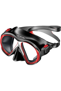 Atomic Ultra clear Sub Frame mask