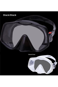Atomic Frameless II Scuba Dive Mask