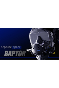 Neptune Space RAPTOR Full Face Mask