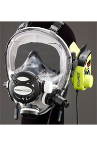 Ocean Reef Space GDiver Full Face Mask With Communication Unit