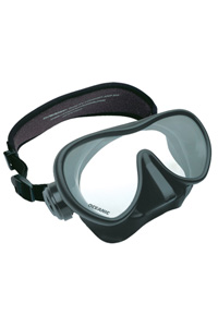 Oceanic Shadow Dive Mask