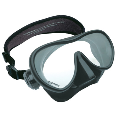 how to tell where your diving mask is leaking from