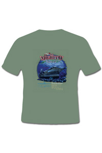 AOT Mighty O Divers T Shirt