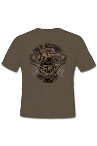 AOT Old School Divers T Shirt