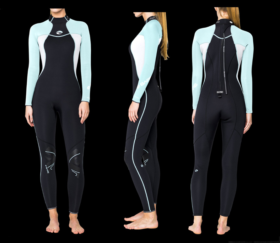 Bare Nixie Wetsuit - Wetsuits 3mm and Lighter - Scuba Equipment Dive ... 79e040df2
