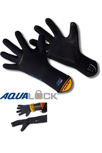 Aqua Lock 5mm Dive Gloves By Henderson
