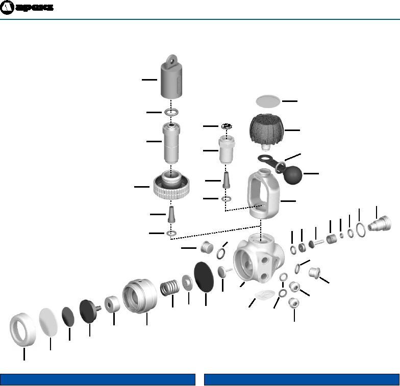 s w 36 parts diagram apeks atx 200 1st stage service manual page 15 of 16  apeks atx 200 1st stage service manual page 15 of 16